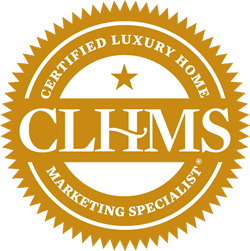 certified luxury home marketing specialist logo